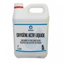 Oxygène Actif Bidon De 5...