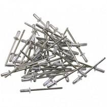 Sachet De 200 Rivets Aluminium