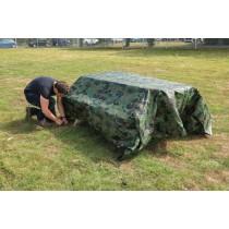 Bâche De Camouflage 2,4 M...